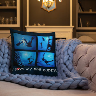 Scuba Diver Home Decor