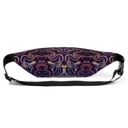 CAVIS Celtic Big Dragon Fanny Pack - Waist Bag - Back