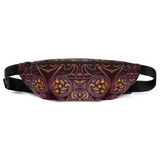 CAVIS Celtic Dragon Fanny Pack - Waist Bag - Front