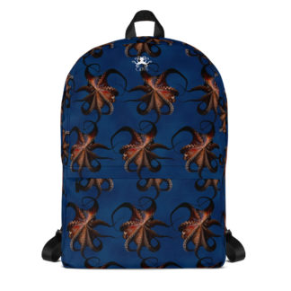 CAVIS Flying Octopus Backpack - Front
