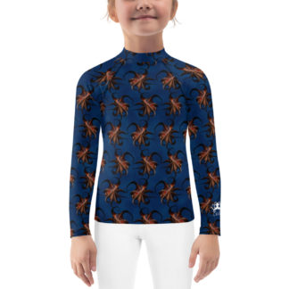 Rash Guards - Kid's size 2T-7