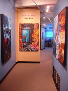 Margo Cavis gallery show