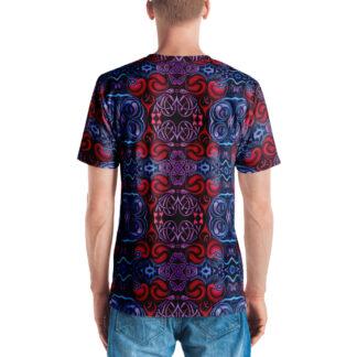 CAVIS Celtic Heart Men's Shirt - Back