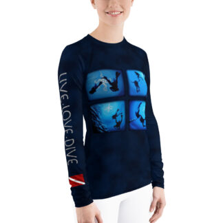 Scuba Diver Rash Guards