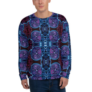 All Over Print Sweatshirts