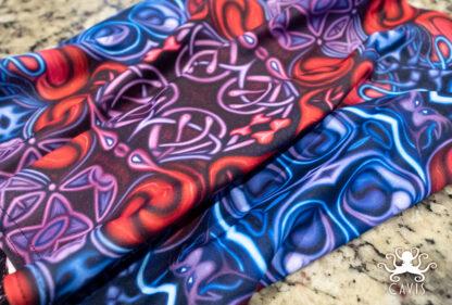 CAVIS Celtic Heart Fabric 1