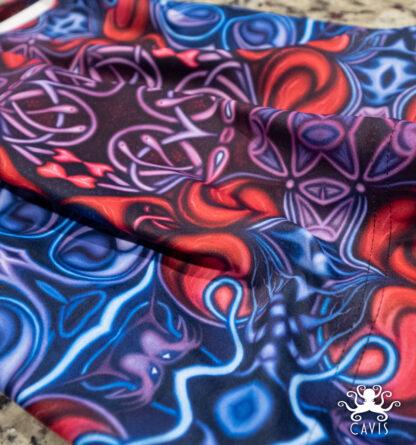 CAVIS Celtic Heart Fabric 2