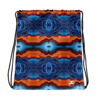 CAVIS Reborn Pattern Drawstring Bag