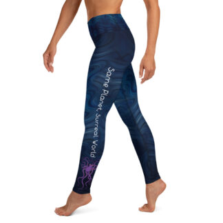 Scuba Diver Leggings