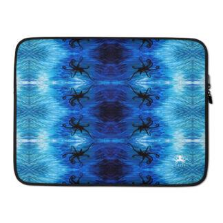 CAVIS Blue Ocean Octopus Laptop Sleeve - 15 inch