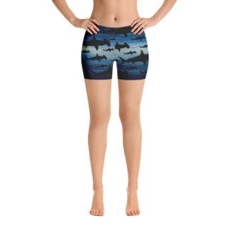 Sporty Swim Bottoms - Boy Shorts