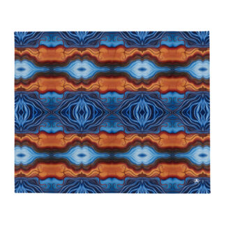 CAVIS Reborn Pattern Psychedelic Soft Throw Blanket