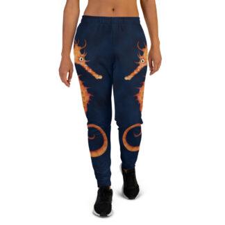 CAVIS Seahorse Joggers - Women's Sweatpants - Front