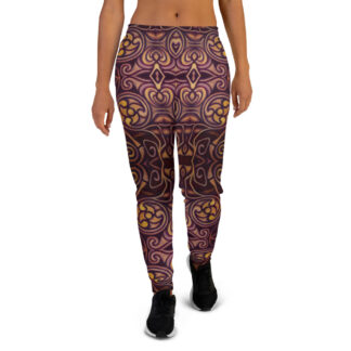 CAVIS Celtic Dragon Joggers - Women's Sweatpants - Front