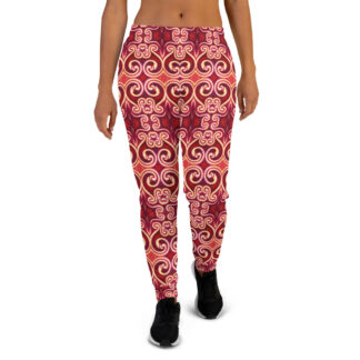 CAVIS Celtic Fire Joggers - Women's Sweatpants - Front