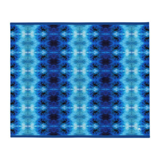 CAVIS Blue Ocean Octopus Soft Throw Blanket