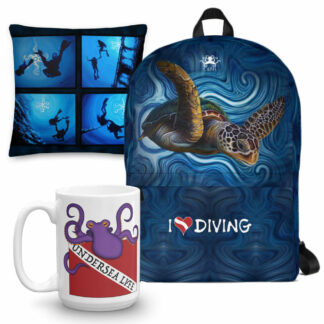 Scuba Diver Gifts and Accessories