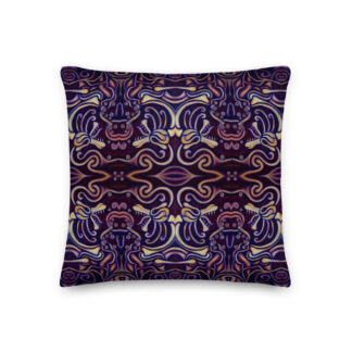 CAVIS Celtic Big Dragon Pillow - Front