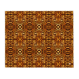 CAVIS Wonderpus Soft Throw Blanket - Yellow Orange