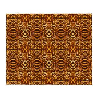 CAVIS Wonderpus Soft Throw Blanket - Yellow Orange