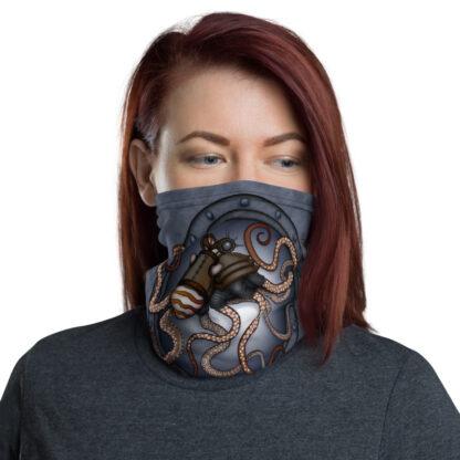 CAVIS Steampunk Octopus Gaiter - Women's - Front